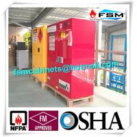 Wholesale Filtering Combustible Storage Cabinets With PP Board For Hazardous Material from china suppliers