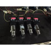 Buy cheap Diffused silicon pressure transmitter with LED display from Wholesalers