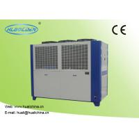 Buy cheap Air Cooled Packaged Type Air Cooled Chilled Water System 65.1 - 116.0 M³/H Plate Corlor Chiller from wholesalers