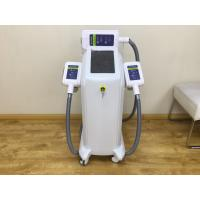 Wholesale Lipo Freeze Machine With 3 Cryo Handles , Fat Burning Cellulite Treatment Machine from china suppliers