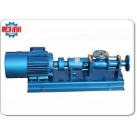 Wholesale Waste Oil Recovery Rotary Screw Pump Progressive Cavity Screw Pump from china suppliers