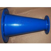 Wholesale Double Flanged Cast Iron Pipe Fittings , Water Main Pipe Fittings from china suppliers