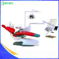 Wholesale Factory Manufacture Dental Unit /Multifunctional Electric Dental Chair with led lampe  CX-8000(17) from china suppliers