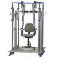 Wholesale NEN 1812 Seat Armrest Strength Testing Machine, Chair Armrest Durability Testing Machine from china suppliers