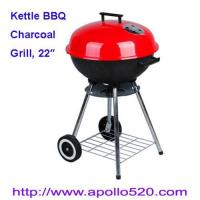 Wholesale Kettle BBQ Charcoal Grill, 22