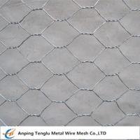 Wholesale Hexagonal Wire Netting/Hex Decorative Wire Mesh Used for  Fencing Gabion from china suppliers