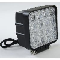 Wholesale 48 Watt LED Auto Car Head Lights 4*4 LEDs Waterproof IP 67 Truck Work Lights from china suppliers
