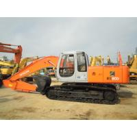 Wholesale New Paint Second Hand Excavators , Japan Hitachi Ex200 5 Excavator For Sale from china suppliers