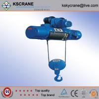5ton Wireless Remote Electric Hoist Hot Sale In China