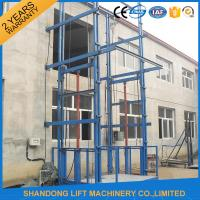 Wholesale Construction Material Hydraulic Elevator Lift from china suppliers