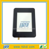Special 2.8 inch 240x320 TFT lcd module touch screen with RTP with cover lens