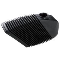 China Dust Cover Bellows Rubber Molded Parts Precision Rubber Products Eco Friendly on sale