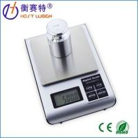 HOSTWEIGH digital jewelry scale 1000g 0.1g Mini Portable LCD Electronic Digital Scale Jewelry Pocket Balance Weight