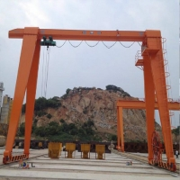 Wholesale A Frame Lifting Single Beam Motorized Gantry Crane from china suppliers