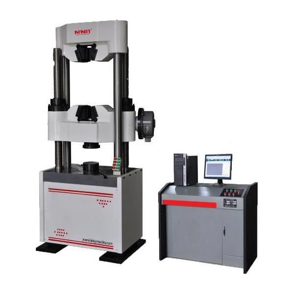 Quality Optional Capacity Hydraulic Universal Testing Machine Ac380v 50hz / Specified Power for sale