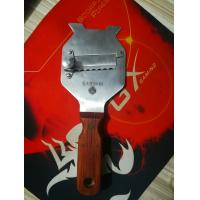 Wholesale Truffle Shavers Foie Gras Knife Cheese Knife With Rosewood Handle Can Print Logo from china suppliers