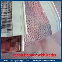 Wholesale Keder Edging PVC Vinyl Flex Display Banner from china suppliers