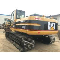 Wholesale Japan Second Hand Crawler 30 Ton 330BL Second Hand Excavators 3276h 1.5m3 Bucket from china suppliers