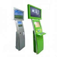 Wholesale Free Standing Touch Screen Information Kiosk 24 Hours Unattended Operation from china suppliers