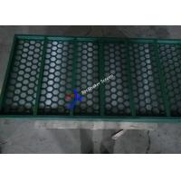China Replacement Scomi Shaker Screen , Oil / Gas Filter Mesh For Drilling Fluids Solids Control on sale