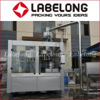 Wholesale 1L Bottle Oil Filling Capping Labeling Machine/Packing Machine from china suppliers