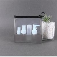 Wholesale High Durability Clear Plastic Zip Cosmetic Bags High Pressure Resistance from china suppliers