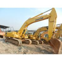 Wholesale PC300 - 7 Komatsu Second Hand Excavators 30 Ton Weight Year 2009 With CE from china suppliers