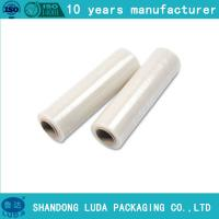 Wholesale LUDA transparent lldpe stretch shrink plastic wrapping film from china suppliers