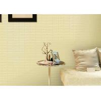 Wholesale Geometric Printing PVC Modern Removable Wallpaper For Living Room from china suppliers