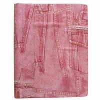 China Sell jean style notebook on sale