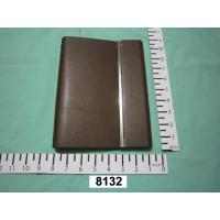 Wholesale 8132 PU cover Loose leaf notebook A5 size from china suppliers