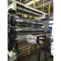 Wholesale EVA Car Interior Sheet Extrusion Line With High Accuracy Single Screw Extruder from china suppliers