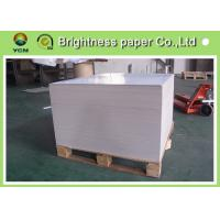 Wholesale Coated 2 side white back duplex board 300gsm in sheet or roll for making boxes from china suppliers