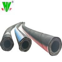 Wholesale Hydraulic hose pipe customized sizes flexible hydraulic pipe DIN EN857 1SC from china suppliers