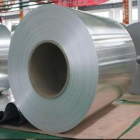 China Mirror Finished Coil Coated Aluminium 1050 1060 1100 For Decoration on sale