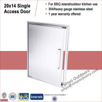 Wholesale BBQ Grill Island Doors from china suppliers