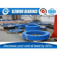 Wholesale Tower Crane Slewing Ring Bearing Outer Gear With High Performance from china suppliers