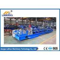 China C80-300 C Purlin Roll Forming Machine C Z Purlin Roll Forming Machine Full Automatic on sale