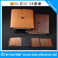 Wholesale Perfect binding loose leaf notebook from china suppliers