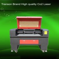 Transon Double Laser Heads Engraving Laser Machine