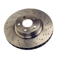 Wholesale G3000 Car Brake System Cast Iron Brake Disc For Toyota Landcruiser 43512-35210 from china suppliers