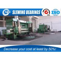 Wholesale Komatsu PC350-6 Slewing Ring Bearing , External Ring Gear With Surface Quench Hardening from china suppliers