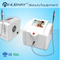 China 0.01mm needle RF energy facial machine best treatment for varicose veins on sale