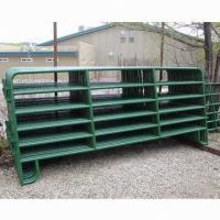 Wholesale Cattle Corral Panel, 1.6 to 1.8m height from china suppliers