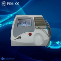 China Diode Laser 650nm Non-invasive fast Lipo Laser Body Slimming Machine and device on sale