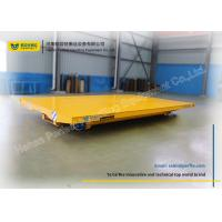 Quality Anti Explosion Battery Transfer Cart / Motorized Rail Cart Cross - Bay Transport for sale