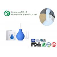 Wholesale Two Part Medical Grade Silicone Rubber RH6250-50YH For Injection Produce from china suppliers