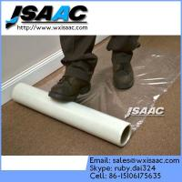 Wholesale High Quality PE Plastic Film For Carpet / Floor / Glass from china suppliers