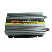 Wholesale 600W Modified Sine Wave Power Inverter DC12V 50Hz / 60Hz from china suppliers