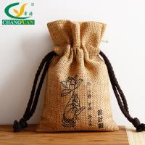 China Eco-Friendly Laminated Burlap bags Wholesale Jute Bag on sale